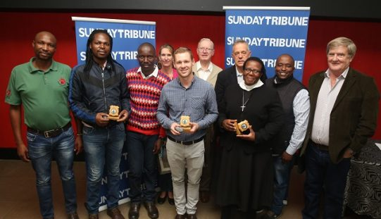 Tribune Game Changers honoured for caring and protecting and environment