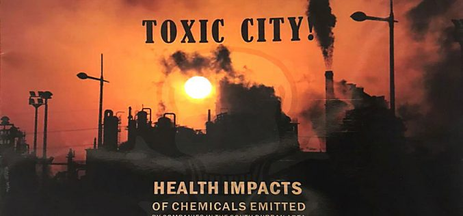 Toxic times: primer takes the fight to polluters