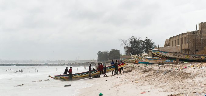 Deadly plight of Senegalese fishermen