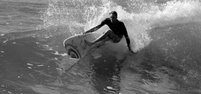 Brad Weare – the real deal in longboard surfing