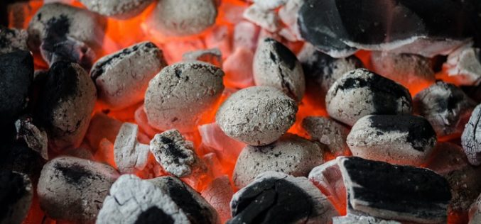 Hot news: how charcoal fuels terror