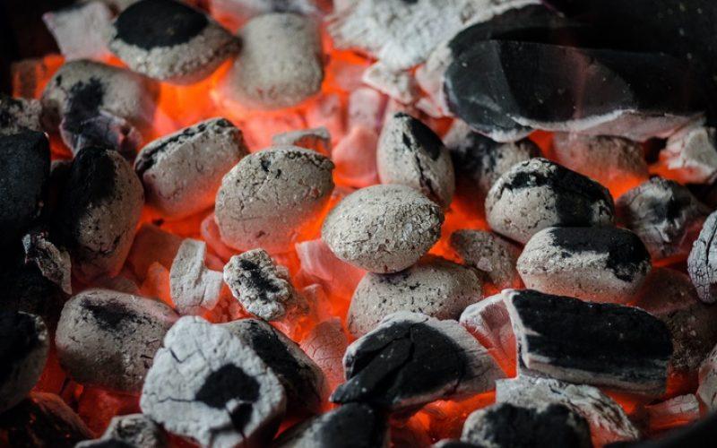 Hot news: how charcoal fuels terror