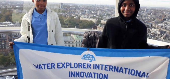 London eyes on SA water wizzes