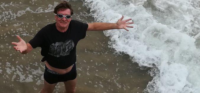 Strange 'ocean creature' takes to Midmar dam