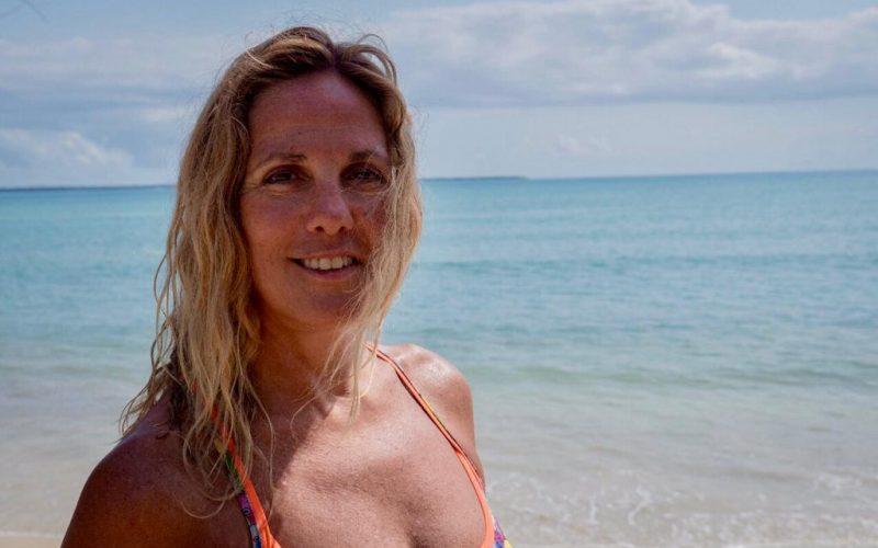 Wild Swimmer Marcelle Webber