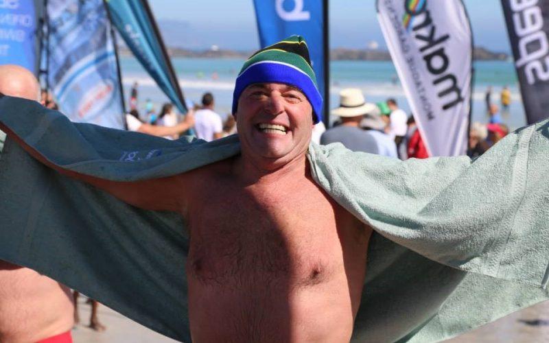 Wild Swimmer Tony Sellmeyer