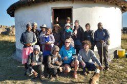 Shona Aylward's wild sojourn: <BR>Day One