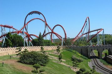 Roller coaster! How to take your readers along for the ride