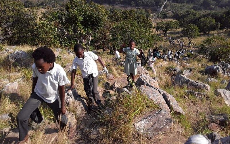 Wild Coast learners want a cleaner environment