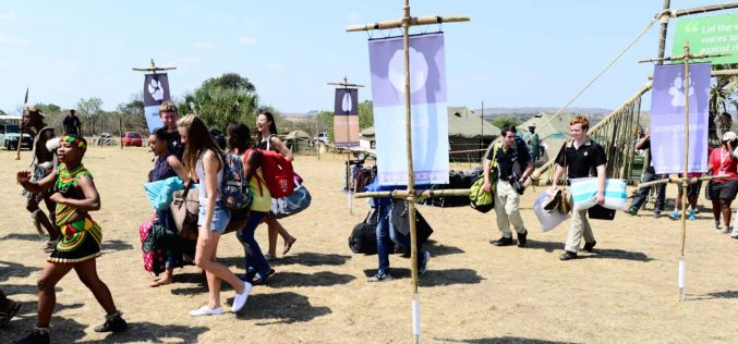 Wildlife summit targets young