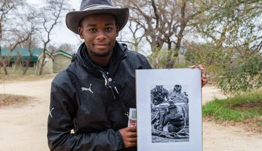 SA teen wins international photographic award