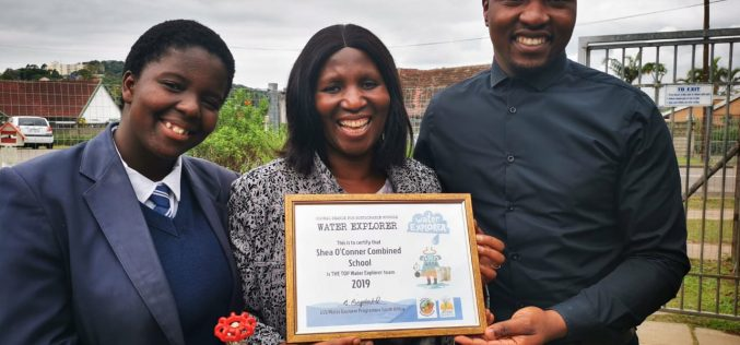 Shea class: Midlands school scores in water compo