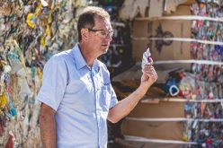 Vital move to sharpen up recycling