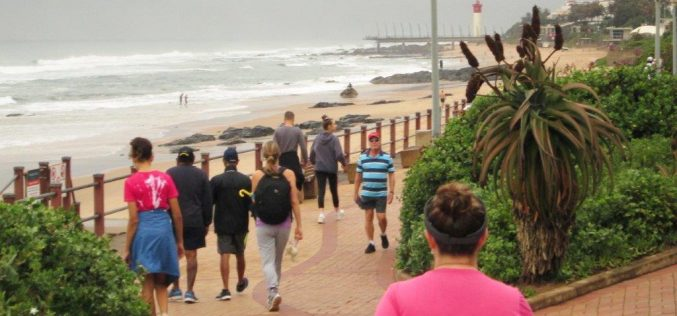 Authorities pooh-pooh claims of faecal contamination at an Umhlanga beach as hundreds hit by gastro