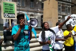 Activists call on SA government to declare climate emergency