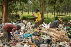 Chaos as residents dump outside dump