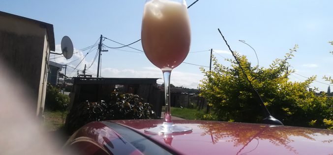 Say, Cheers! <br> How Thandi turned to pineapple homebrew