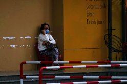 Coronavirus lockdown in pictures