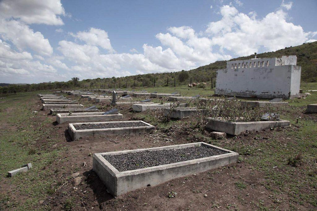 Somkhele graves