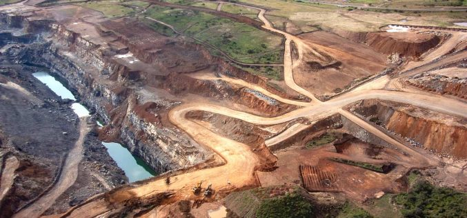 HIGH STAKES AT SOMKHELE <br>Mine expansion row puts lives on the line