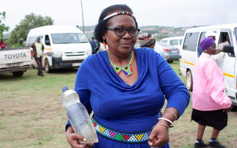 The story behind the murder <br> of anti-mining activist, Fikile Ntshangase