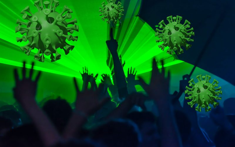 Disco fever: <br> Big gatherings could trigger third wave – expert warns