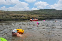 Swimming against the tide of sewage: Standerton sanfus stir up action