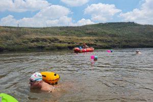Vaal River swim