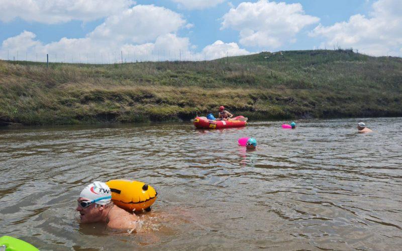 Swimming against the tide of sewage: Standerton sanfus stir up action